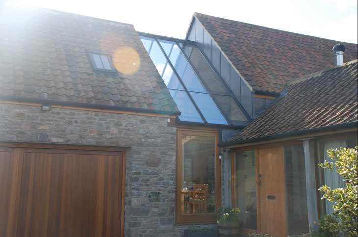Bespoke conservatory Bristol