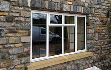 Aluminium Windows made in Bristol by the Conservatory and Window Company Ltd