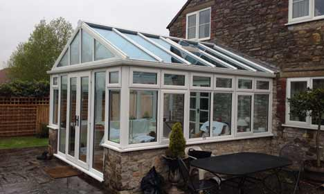 Traditional Conservatories made in Bristol by the Conservatory and Window Company Ltd