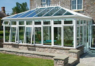Conservatories Bristol, Traditional Conservatory