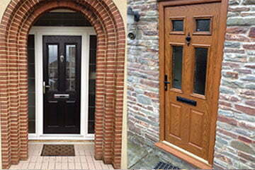 Door constructed and fitted in Bristol UK