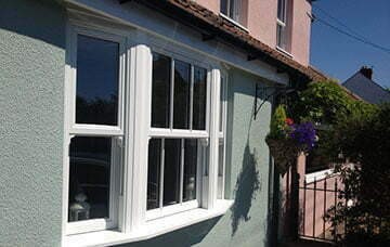 Traditional Windows made in Bristol by the Conservatory and Window Company Ltd