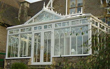 Traditional Conservatory in Bristol by the Conservatory and Window Company Ltd
