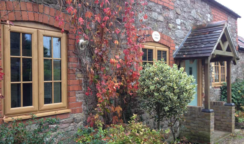 Windows made in Bristol by the Conservatory and Window Company Ltd