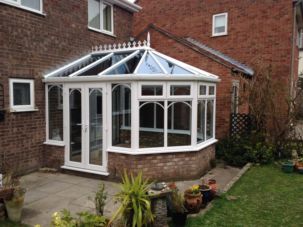 Conservatories from the Conservatory & Window company