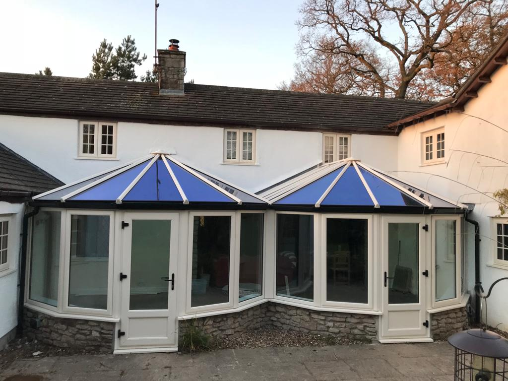 Bespoke Conservatories Bristol. The conservatory and window company