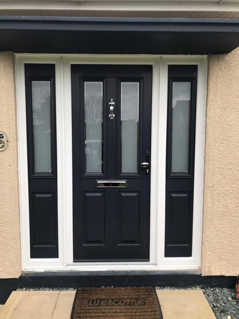 Composite and PVC doors, front doors, back doors, Bristol